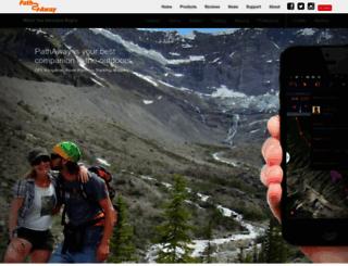 pathaway.com screenshot