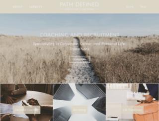 pathdefined.net screenshot