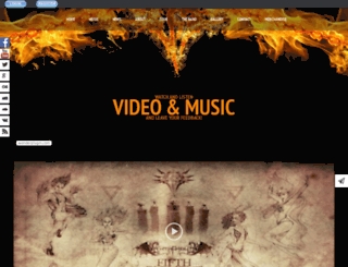 pathfinderband.com screenshot