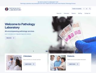 pathlab.ws screenshot