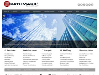 pathmarksolutions.com screenshot