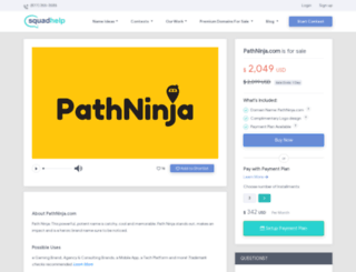 pathninja.com screenshot