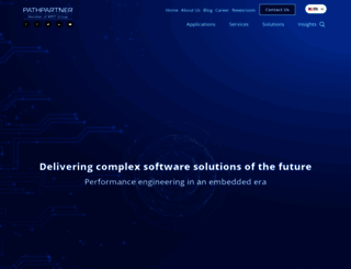 pathpartnertech.com screenshot