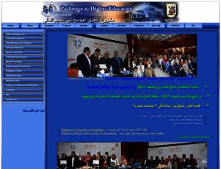 pathways-egypt.com screenshot