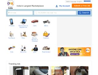 patiala.olx.in screenshot