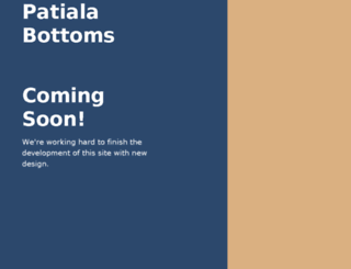 patialabottom.com screenshot