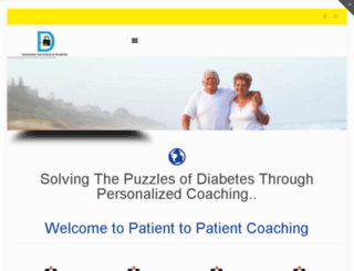 patienttopatientcoaching.com screenshot
