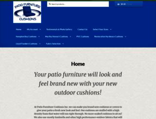 patio-furniture-cushions.com screenshot