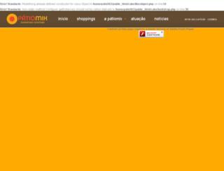 patiomix.com.br screenshot