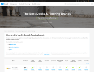 patios-decks-awnings.knoji.com screenshot