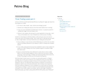 patmow.blogspot.com.br screenshot