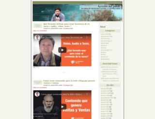 patob2000.wordpress.com screenshot