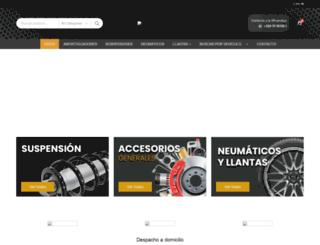 patopowerparts.com screenshot