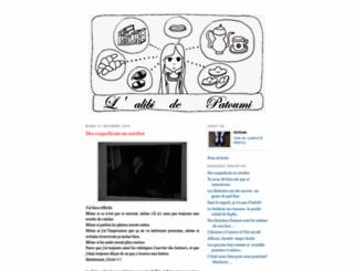 patoumi.blogspot.com screenshot