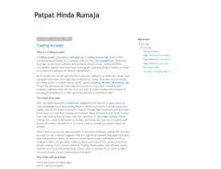 patpatr.blogspot.com.br screenshot
