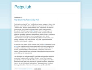 patpulqz.blogspot.com screenshot