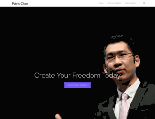 patricchan.name screenshot