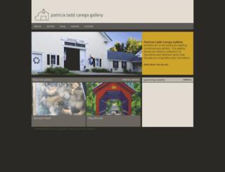 patricialaddcarega.com screenshot