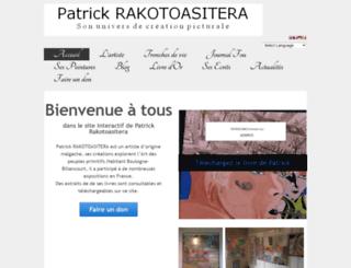 patrick-rako.net screenshot