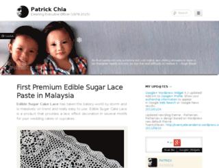 patrick.bloggles.info screenshot