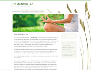 patrickbaijards.com screenshot