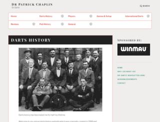 patrickchaplin.com screenshot