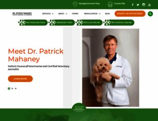 patrickmahaney.com screenshot