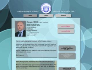 patronages.fiap.net screenshot