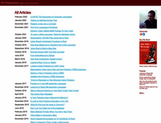 patshaughnessy.net screenshot