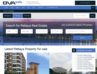 pattaya-property.org screenshot