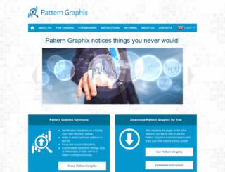 pattern-graphix.com screenshot
