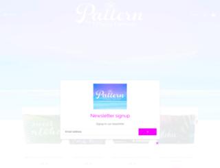 patternla.com screenshot