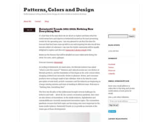 patternscolorsdesign.wordpress.com screenshot