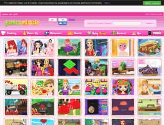 paul.gamesmiracle.com screenshot