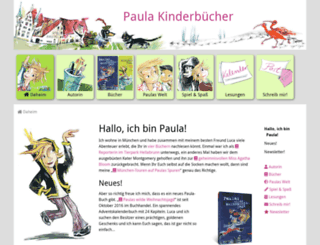 paula-online.de screenshot