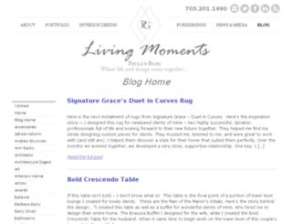 paulagracedesigns.blogspot.com screenshot