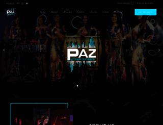 paulazuleta.com screenshot