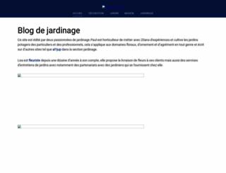 pauletlea.com screenshot