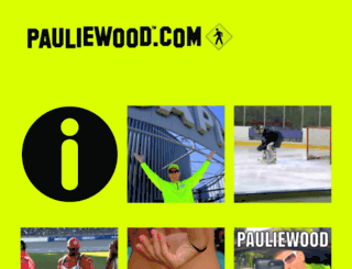 pauliewood.com screenshot