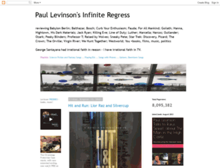 paullevinson.blogspot.com screenshot
