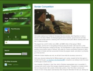paulmcleary.typepad.com screenshot