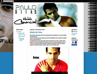 paulodiias7890.blogspot.com.br screenshot