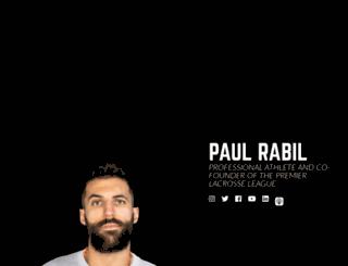 paulrabil99.com screenshot