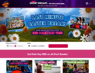 paultonsbreaks.com screenshot