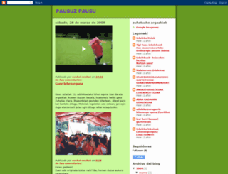 pausuzpausu.blogspot.com screenshot