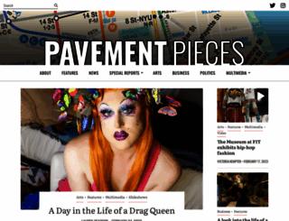 pavementpieces.com screenshot