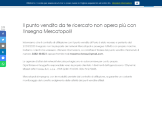 pavia.mercatopoli.it screenshot