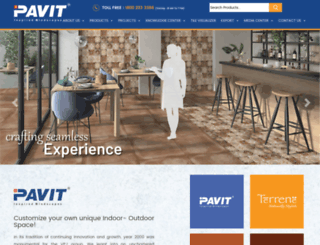 pavits.com screenshot