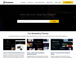 pavothemes.com screenshot