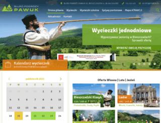 pawuk.pl screenshot